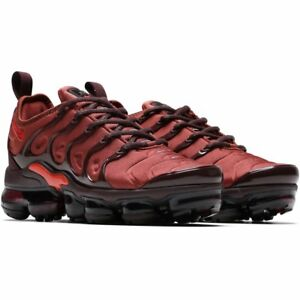 free shipping c6770 7f639 AO4550-201} WOMEN'S NIKE AIR VAPORMAX PLUS BURNT ORANGE *NEW ...