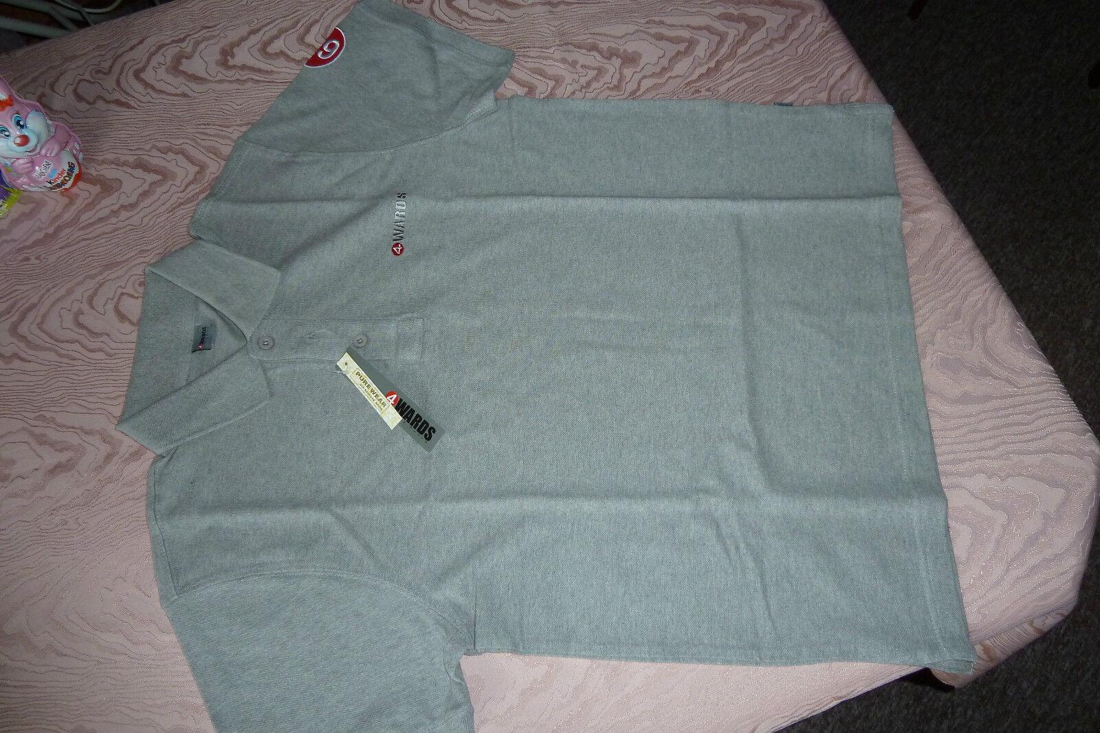 4 WARDS Polo - Shirt, Gr. M, Herren NEU
