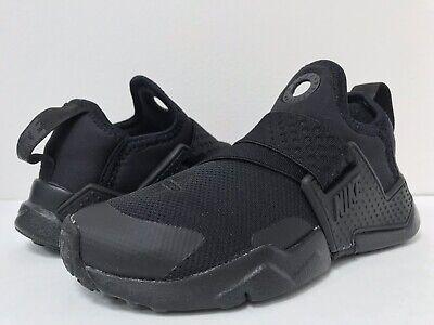 Black//Blue Boy/'s Sneakers-Asst Sizes NWOB AH7826-010 PS Nike Huarache Extreme