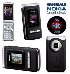 Nokia-N75-Black-Ohne-Simlock-3G-2MP-4Band-Radio-Made-Finland-Only-English-NEU