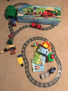 Lego Lot 65773 & 5554 Thomas The Train-James Percy Tunnel & Load Carry Sets(-6pc