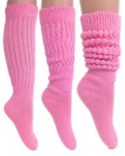 0f2951d44ed item 6 Women s Extra Long Heavy Slouch Cotton Socks Made in USA 3 PAIRS  Size 9 to 11 -Women s Extra Long Heavy Slouch Cotton Socks Made in USA 3  PAIRS Size ...