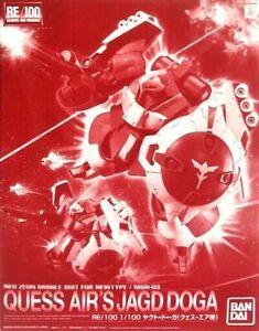 Bandai-Re-100-1-100-MSN-03-Quess-AIR-039-S-Jagd-Doga-Modele-Kit-Gundam-Cca