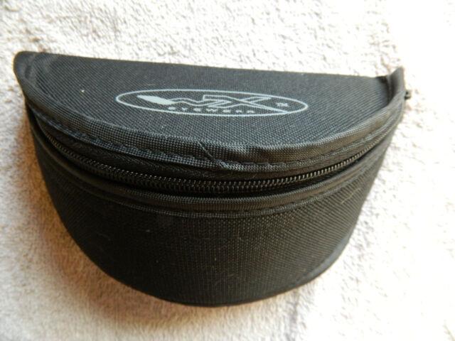 ca919bd836d2 Wiley X Romer II WX Z87-2 Black Sunglasses W/extra Lenses Case for sale  online | eBay