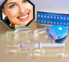 White Light Smile Platinum Light Teeth Teeth Whitening Stain Remover System NEW