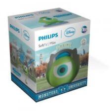 Philips Disney SoftPal Mike Wazowski LED green portable table lamp night light