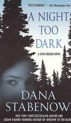 A Night Too Dark, , Very Good Book
