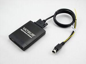 USB-SD-AUX-MP3-Changeur-de-disque-adaptateur-VOLVO-SC-PLANTE-RADIO-1994-2000