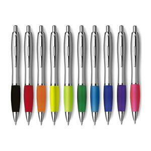 kugelschreiber mit ihrer werbung logo druck werbedruck 100 1000 st ck ebay. Black Bedroom Furniture Sets. Home Design Ideas
