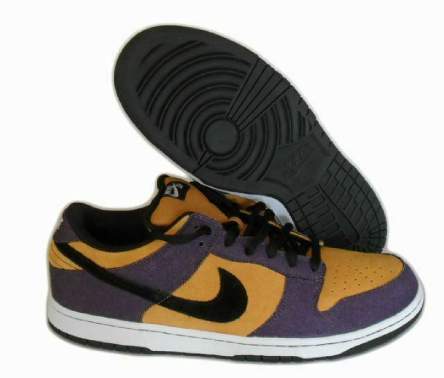 best authentic 4457e e41a8 Nike Dunk Low SB Goofy Boy Sz 15 Chutney Abyss 2008 304292-751 for sale  online   eBay