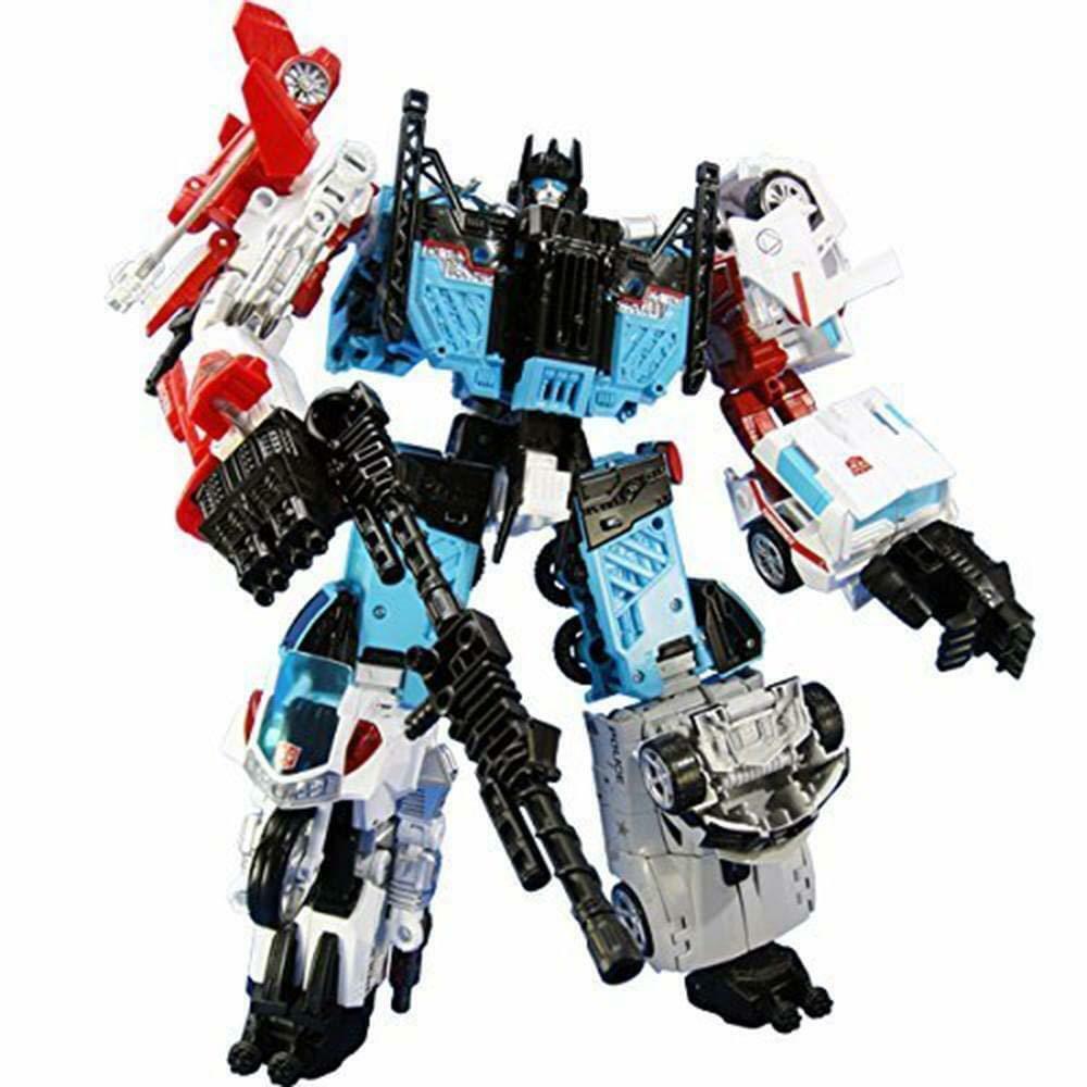 Transformers UW03 Defensor Guardian JAPAN edizione specifica del Coloreeee   unire