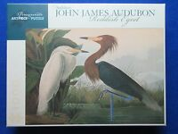 John James Audubon Artpiece 1000 Pc. Sealed Puzzle Reddish Egret