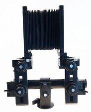 SINAR BLACK P2 LARGE FORMAT 4x5 CAMERA SYSTEM BELLOWS TRIPOD RAIL HOLDER FRAMES