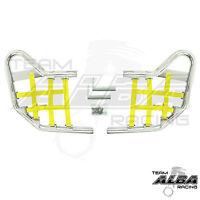 Trx 400ex Trx400ex Honda Nerf Bars Alba Racing Silver/yellow 211-t1-sy