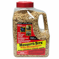 Mosquito Bits Mosquito Killer For Water Gardens Bird Baths Bacillus Thuringiens