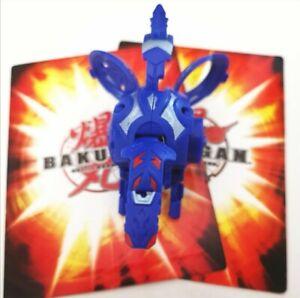 Bakugan Battle Brawlers Aquos Quake Dragonoid 940g Vintage Toy Great Gift