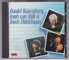 DANIEL WAYENBERG LOUIS VAN DIJK & TOOTS THIELEMANS  CD © 1986 WEST GERMANY