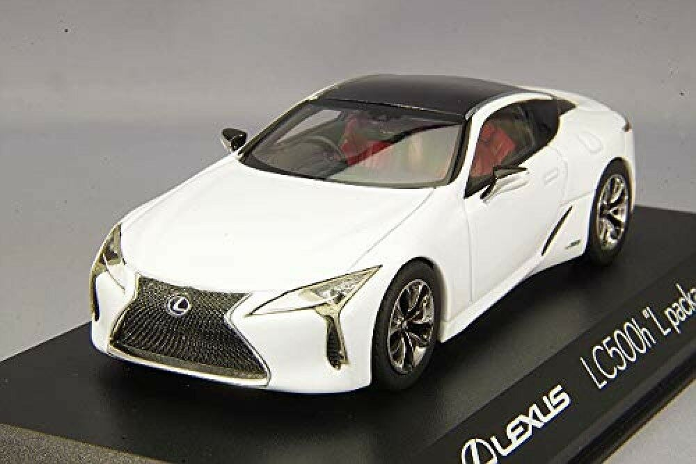 NEW Kyosho Original 1 43 Lexus LC500h White KS03675W from Japan F S