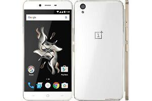 Détails sur OnePlus X E1001 16 Go Champagne Blanc SIM Free/Unlocked Mobile  Phone-a-Grade- afficher le titre d'origine