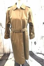 Burberrys' Trench Coat Women's Size 12 Long with lining