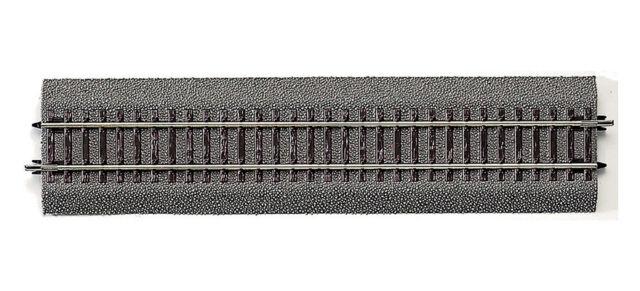 ROCO LINEA H0 42510 Recto G1,Longitud 230mm ( HUB Atrévete ),con bettung. NUEVO