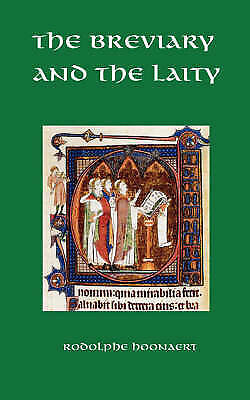 The Breviary and the Laity, Hoornaert, Rodolphe, New Book