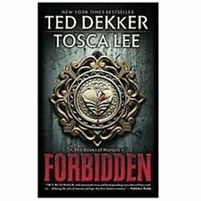 Forbidden (The Books of Mortals) by Tosca Lee, Ted Dekker, Good Book