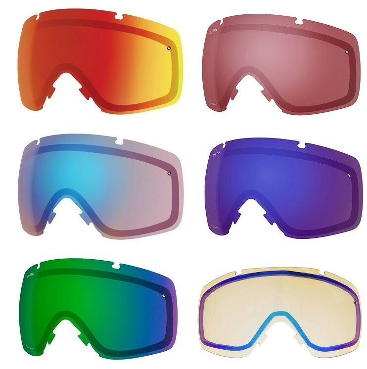 Smith Optics I O Goggle Chromapop  Replacement Lens, Many colors, BRAND NEW   fast shipping and best service