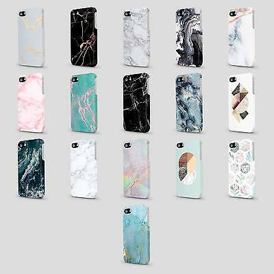PRINTED MARBLE PATTERNS CASE HARD COVER FOR HTC