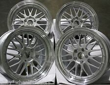 "18"" SP LM CERCHI IN LEGA ADATTA 5x98 ALFA ROMEO 147 156 164 GT FIAT 500l DOBLO"