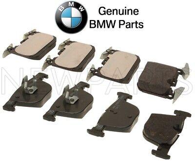 1 pair Car Front Rear Brake Pad Wear Sensor Set Kit for BMW X3 F25 2011-2014