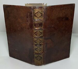 1683-Letters-of-respect-obligation-and-love-Monsieur-Boursault-RARE