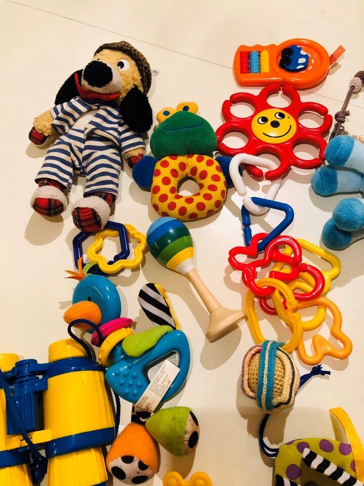 Babylegetøj, Blandet, aktivitetslegetøj