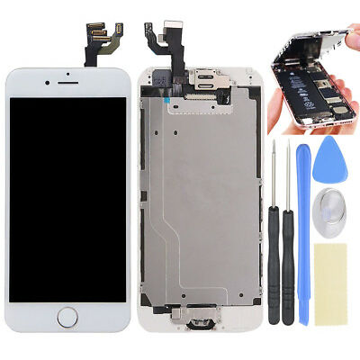 """For iPhone 6 4.7"""" LCD Touch Screen Display Assembly Digitizer Replacement +Tools"""