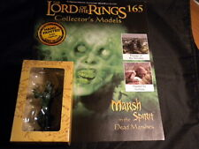 Lord of the Rings Figures - Issue 165 Marsh in the Spirit Dead Marshes eaglemoss