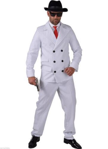 Costume vestito GANGSTER mafia 20 er 30 egli anni al Capone Gangster criminale Costume