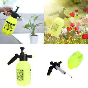 2L-Garden-Bottle-Kettle-Plant-Flowers-Can-Pressurized-Sprayer-Watering-Tools-NEW