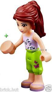 Lego Friends Mia Figure Free Extras Super Fast Bestprice