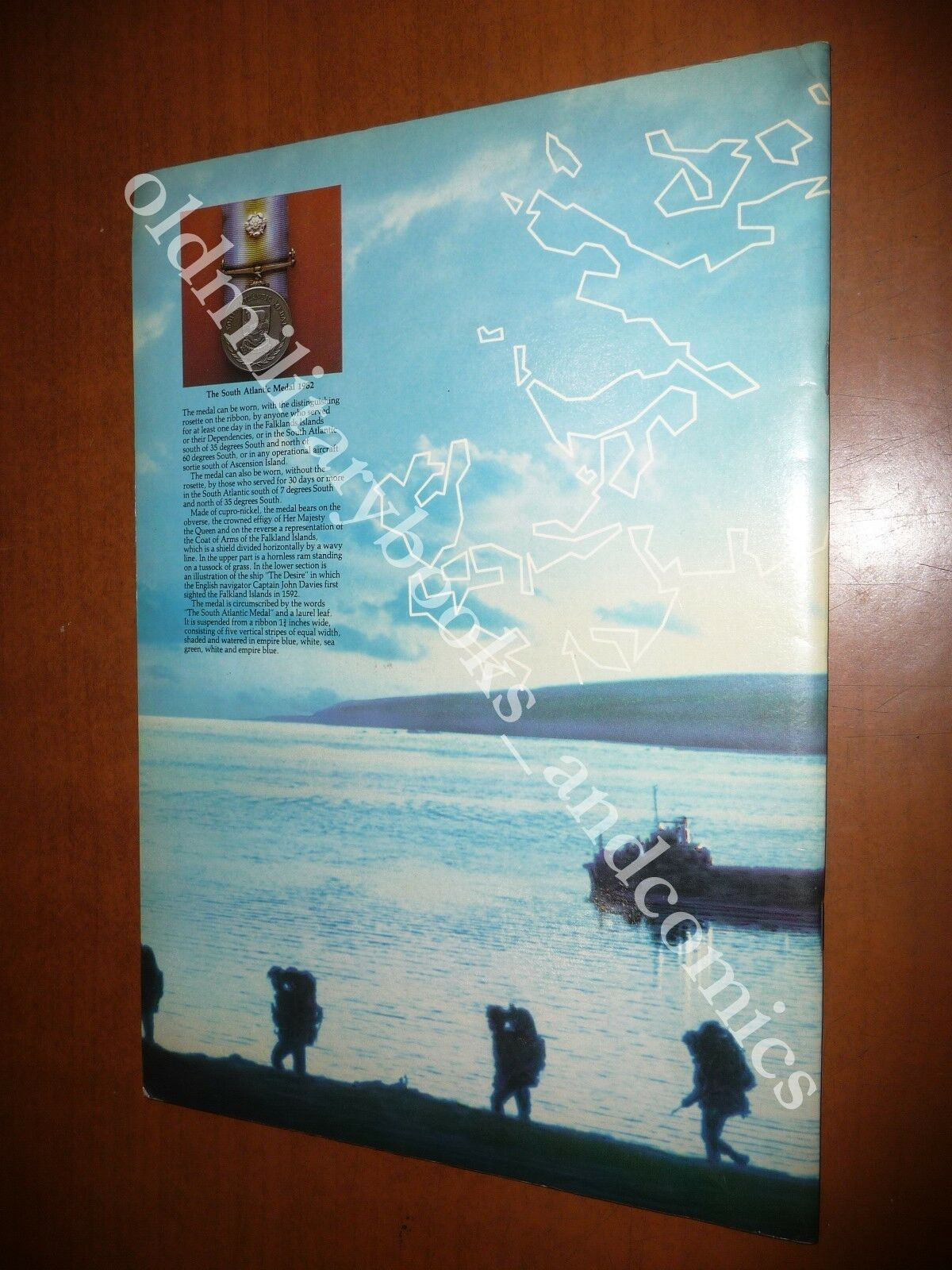 THE BRITISH ARMY IN THE FALKLANDS 1982 ARTIGLIERIA ARMI PARACADUTISMO