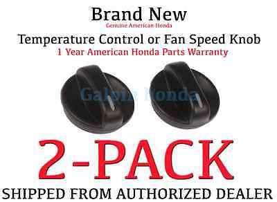Fan Knob 94-97 79581-SV1-A11 Genuine Honda Accord Heater Control Temp