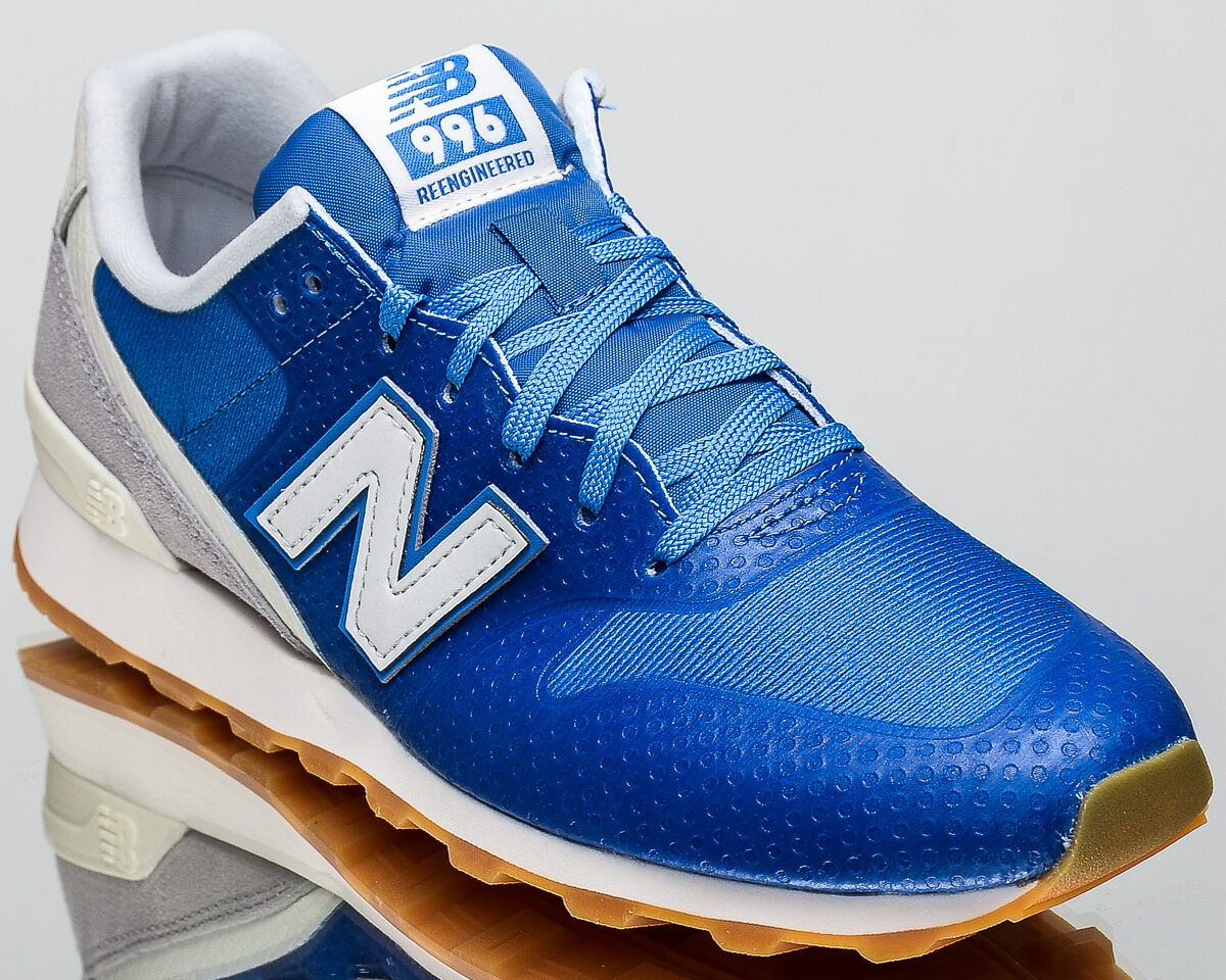 NEU Balance WMNS 996 Modernized NB Damens lifestyle schuhe NEU Blau WR996-WE