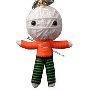 Phoenixx-Rising-Samurai-Warrior-Flax-Rope-Voodoo-Doll-Key-Ring-Chain-Bag-Charm