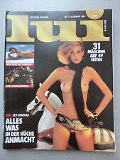 LUI  (D)   12 - 1984    YVONNE BERYLL -  JACQUES BOURBOULON