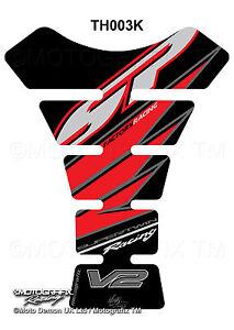 Honda VTR 1000 Firestorm SP1 SP2 Motorcycle Tank Pad Motografix Gel Protector