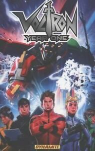 Voltron-Year-One-by-Brandon-Thomas-Brand-New-Graphic-Novel-2013-Free-Shipping