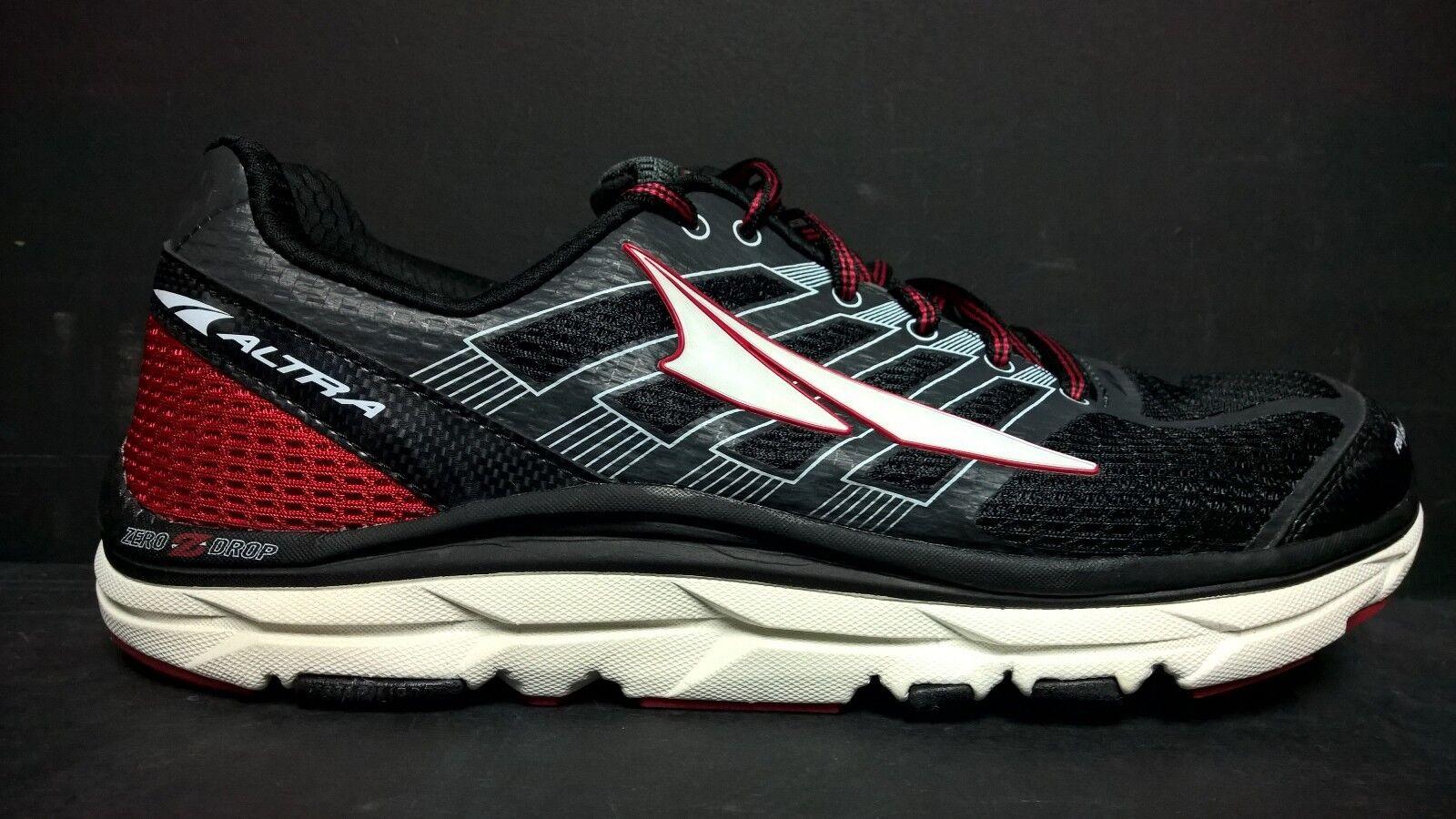 Altra Homme Taille 9 Provision 3.0 Chaussures de course AFM1745F-3-090 Noir Rouge