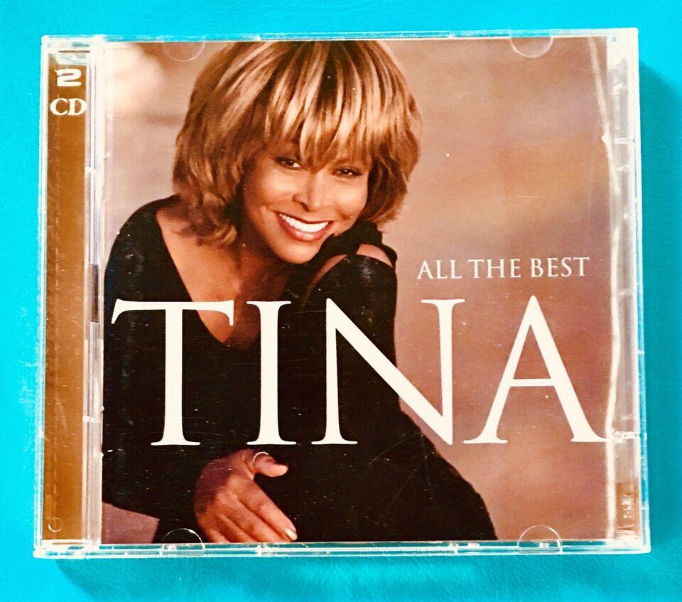 Tina Turner (2CD): All The Best, pop