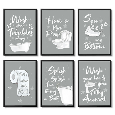 Wall Hangings For The Bathroom Easy