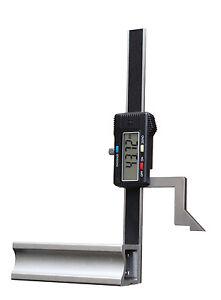 Digital-Höhenm<wbr/>ess- und Anreißgerät leichte Ausführung Messbereich 200 mm NEU