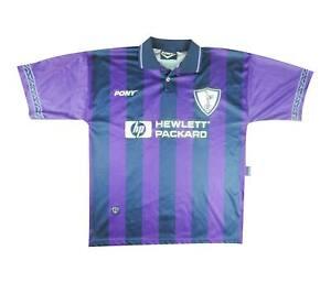Tottenham Hotspur 1995-97 Authentic Away Shirt (eccellente) XL soccer jersey